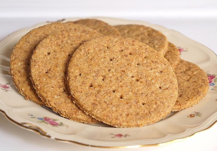 glutenfria digestivekex recept