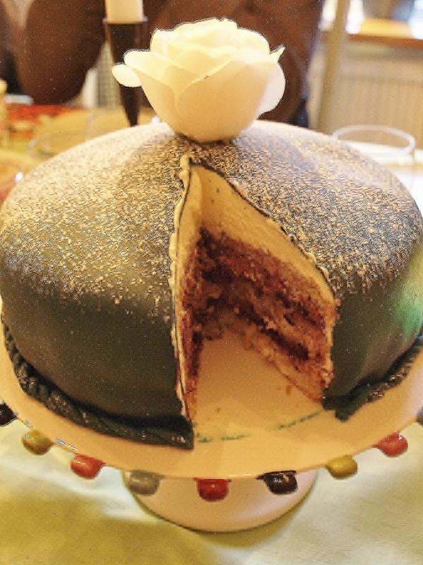 prins sigvard tårta