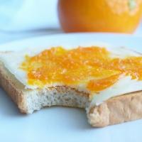 Apelsin & morotsmarmelad