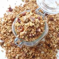 Världens godaste granola